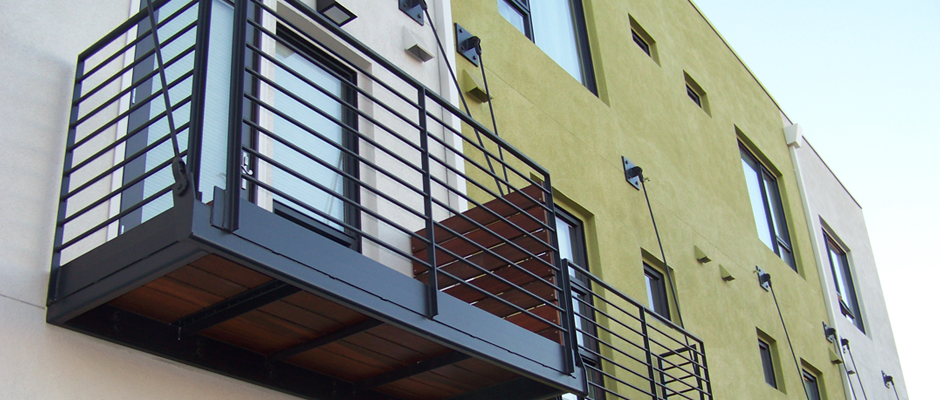 Residential & Commercial and Custom Balconies