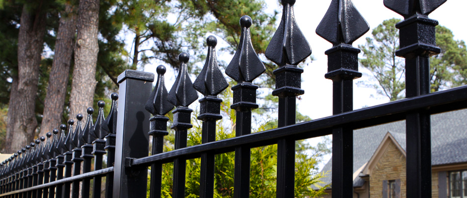 Wrought Iron Fences and Gates
